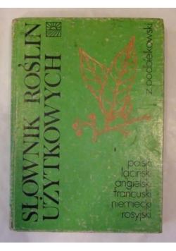 Słownik roślin użytkowych
