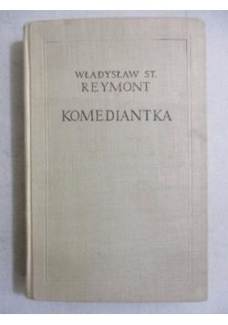Komediantka 1930r
