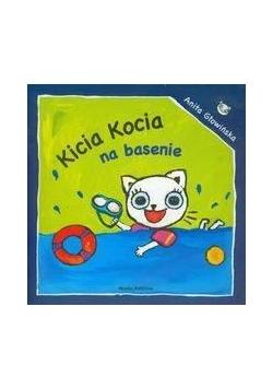 Kicia Kocia na basenie - Anita Głowińska