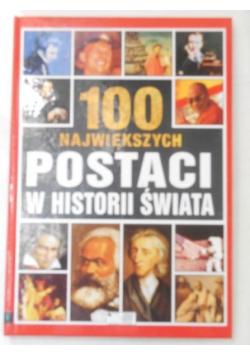 Pollard Michael - 100 największych postaci w historii świata