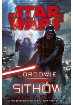 Star Wars. Lordowie Sithów