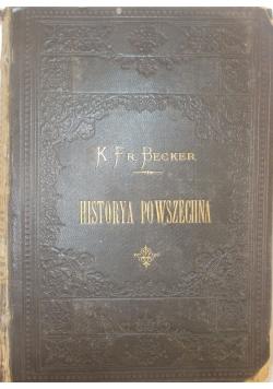 Historya powszechna, Tom I, 1886r.
