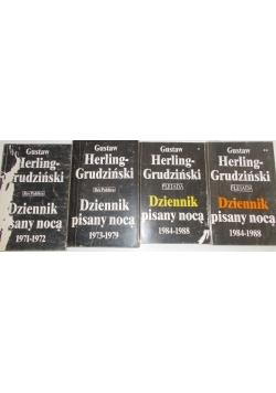 Dziennik pisany nocą 1971-1988