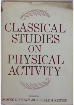Classical studies on physical activity