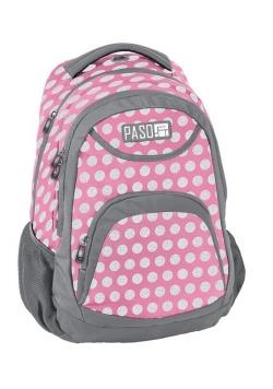 Plecak szkolny 18-2708PI/16 PASO