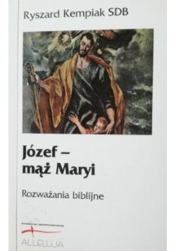 Józef - mąż Maryi