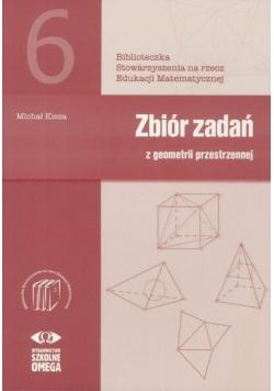 Zbiór zadań z geometrii przestrzennej