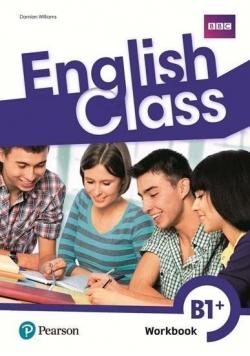 English Class B1+ WB PEARSON