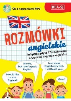 Rozmówki angielskie