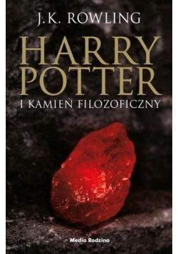 Harry Potter 1 Kamień Filozoficzny TW (czarna...)