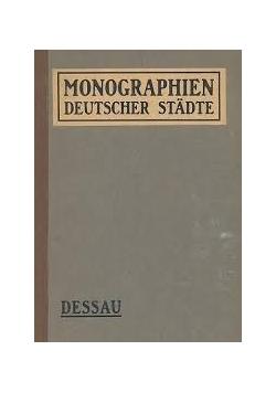 Monographien Deutscher Stadte, Band VI, 1914 r.