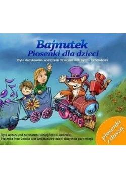 Bajnutek - piosenki dla dzieci CD SOLITON