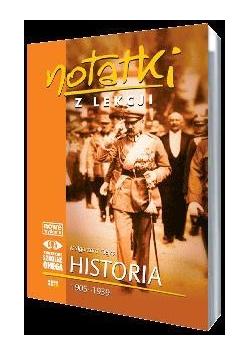 Notatki z Lekcji Historii część 6 1905-1939 OMEGA