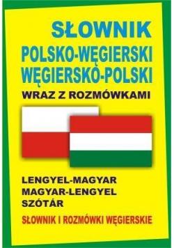 Słownik pol-węgierski,węgiersko-pol wraz z rozm.TW