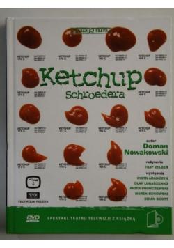 Ketchup Schroedera, DVD