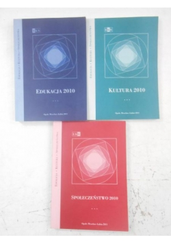 Edukacja 2010 / Społeczeństwo 2010 / Kultura 2010