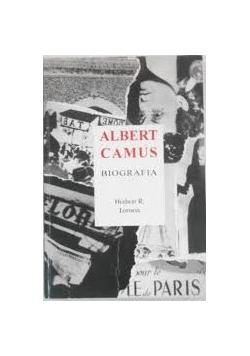 Albert Camu biografia