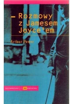 Rozmowy z Jamesem Joyce`em