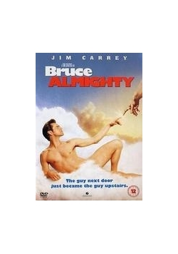 Bruce Almighty DVD