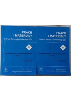 Prace i materiały, I-II