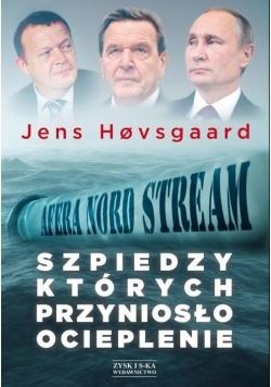 Szpiedzy, których przyniosło ocieplenie. Afera Nord Stream
