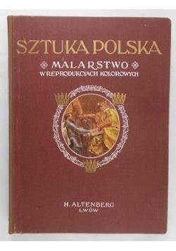 Sztuka Polska, malarstwo, ok 1905 r.