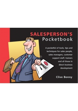 The Salesperson's Pocketbook