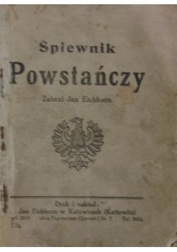 Śpiewnik powstańczy, 1930 r.