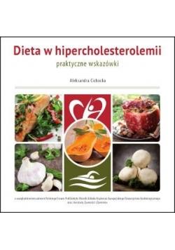 Dieta w hipercholesterolemii. Praktyczne wskazówki