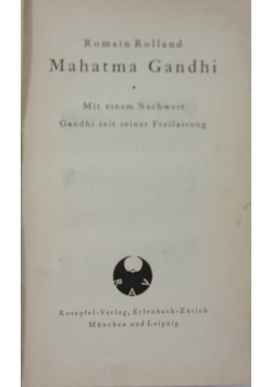 Mahatma Gamdhhi