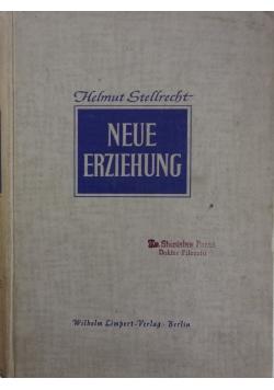 Neue Erziehung, 1942 r.