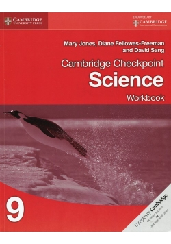 Cambridge Checkpoint Science 9 Workbook