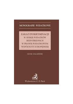 Monografie podatkowe