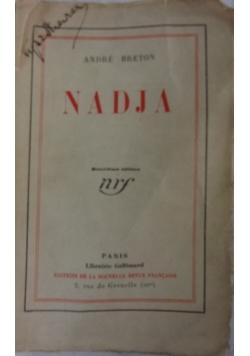 Nadja, 1928 r.