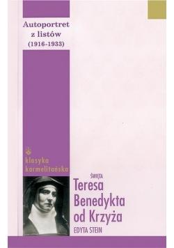 Autoportret z listów I (1916-1932) Tw