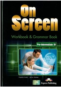 On Screen Pre-Intermediate B1 WB&Grammar Book