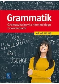 Grammatik. Gramatyka j. niemieckiego dla PG WSiP