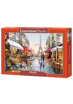 Puzzle 1500 Flower Shop CASTOR