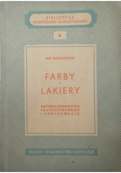 Farby i lakiery