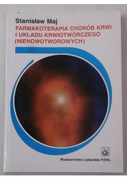 Maj Stanisław - Farmakoterapia chorób krwi i układu krwiotwórczego (nienowotworowych)