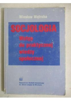 Socjologia. Wstęp do praktycznej wiedzy społecznej