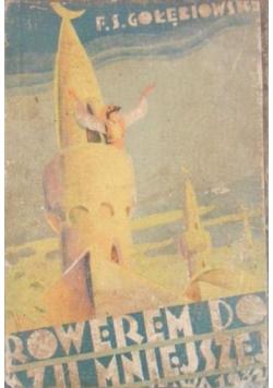 Rowerem do Azji Mniejszej, 1932 r.