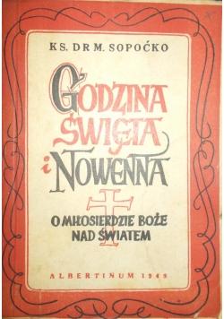 Godzina Święta i Nowenna, 1949 r.