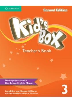 Kid's Box Second Edition 3 Teacher's Book