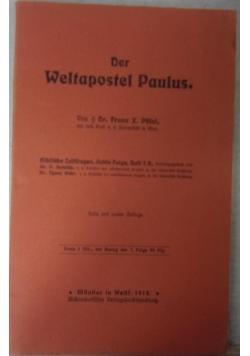 Der Weltapostel Paulus, 1914 r.