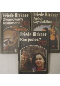 Birkner Friede - Kim jesteś/ / Zwariowany testament / Anioł czy diablica