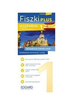 Hiszpański Fiszki Plus dla śred. zaaw. 1