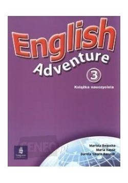 Englisch Adventure 3