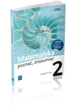 Matematyka LO Poznać... 2 podr ZP NPP w.2013 WSiP