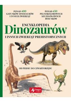 Encyklopedia dinozaurów i innych zwierząt...